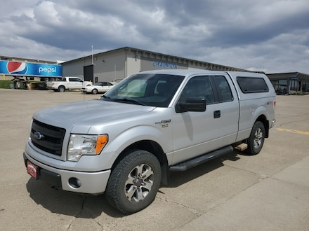 Featured Used 2013 Ford F-150 Extended Cab 1FTFX1EF8DFB30801 for Sale in Carroll, IA