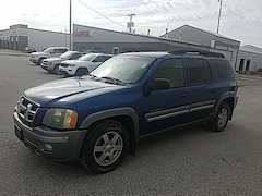 Bargain Used 2005 Isuzu Ascender LS 4WD EXT LS 4NUET16S156700744 for Sale in Carroll, IA