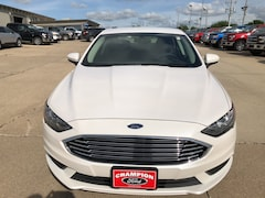 New 2018 Ford Fusion Hybrid SE SE FWD for Sale in Carroll, IA