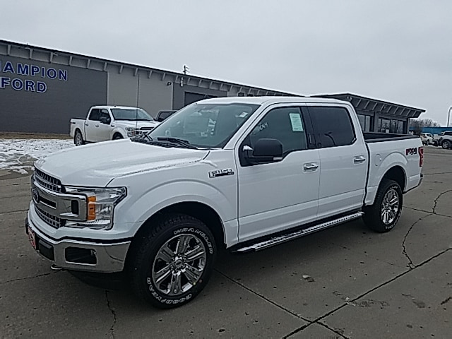 Featured New 2019 Ford F-150 4WD  XLT for Sale in Carroll, IA