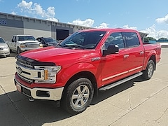 Used 2018 Ford F-150 XLT 4WD  XLT 1FTEW1E58JFB73634 for Sale in Carroll, IA