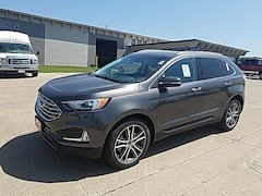 New 2019 Ford Edge Titanium Titanium AWD for Sale in Carroll, IA