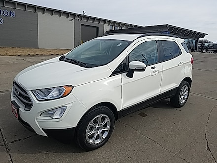 Featured New 2020 Ford EcoSport SE SE 4WD for Sale in Carroll, IA