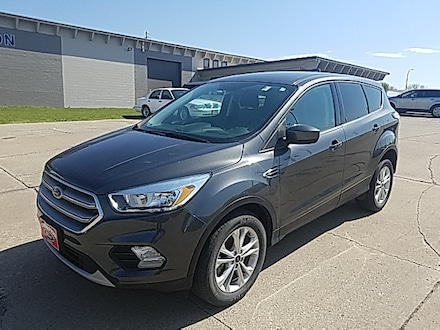 Featured Used 2017 Ford Escape SE SE 4WD 1FMCU9GD0HUC17210 for Sale in Carroll, IA