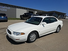 Bargain Used 2005 Buick Lesabre Custom Sedan 1G4HP52K45U270130 for Sale in Carroll, IA