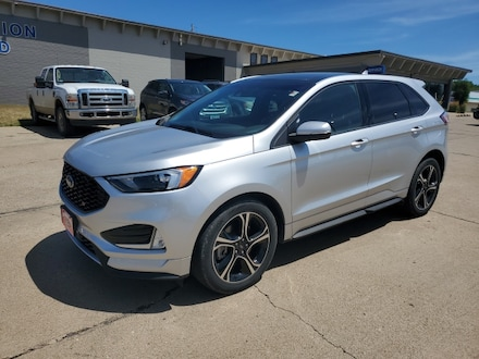 Featured Used 2019 Ford Edge ST ST AWD 2FMPK4AP9KBC06474 for Sale in Carroll, IA