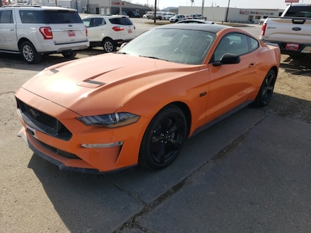 Featured New 2021 Ford Mustang Coupe for Sale in Carroll, IA