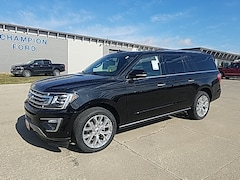 New 2019 Ford Expedition Max Limited Limited 4x4 for Sale in Carroll, IA