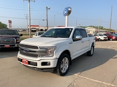 Used 2020 Ford F-150 Platinum 4WD 1FTEW1E46LFA49324 for Sale in Carroll, IA