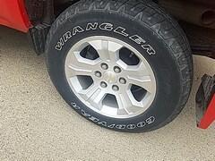 2016 Chevrolet Silverado 1500 LT 4WD Double Cab 143.5 LT w/2LT 1GCVKREC8GZ152329