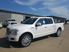 New 2019 Ford F-150 Limited Limited 4WD SuperCrew 5.5 Box for Sale in Carroll, IA