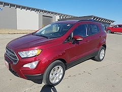 New 2020 Ford EcoSport SE SE 4WD for Sale in Carroll, IA