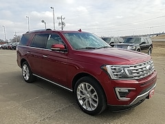 New 2019 Ford Expedition Limited Limited 4x4 for Sale in Carroll, IA