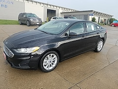 New 2019 Ford Fusion SE SE FWD for Sale in Carroll, IA