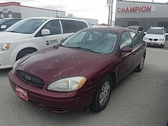 Bargain Used 2004 Ford Taurus SEL Sedan 1FAHP56S54G182043 for Sale in Carroll, IA