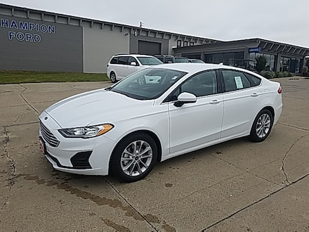 Featured New 2020 Ford Fusion SE SE FWD for Sale in Carroll, IA