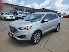Used 2019 Ford Edge Titanium Titanium AWD 2FMPK4K96KBC24611 for Sale in Carroll, IA