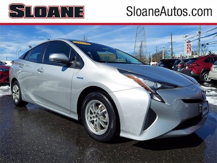 2016 Toyota Prius Two Hatchback