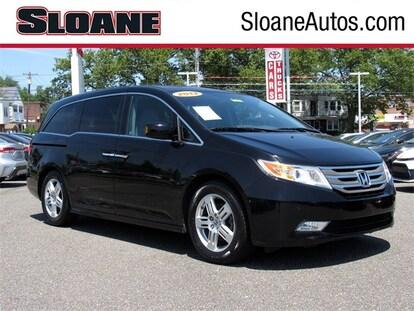 2012 Honda Odyssey For Sale >> Used 2012 Honda Odyssey For Sale In Philadelphia Used Honda At Sloane Honda 5fnrl5h9xcb120408