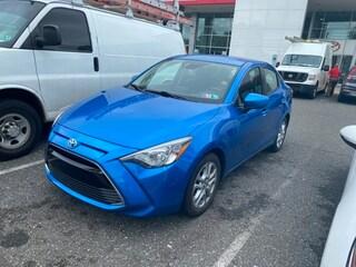 Certified Pre-Owned 2017 Toyota Yaris iA Base Sedan Glenside, PA