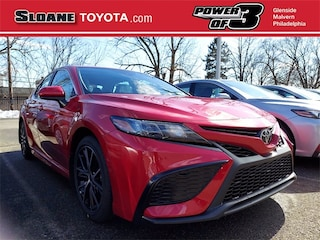 2021 Toyota Camry SE Sedan for sale Philadelphia