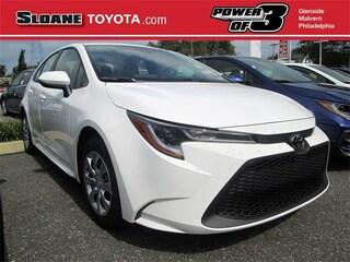 New 2020 Toyota Corolla LE Sedan Philadelphia