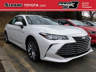 2020 Toyota Avalon Hybrid XLE Plus Sedan