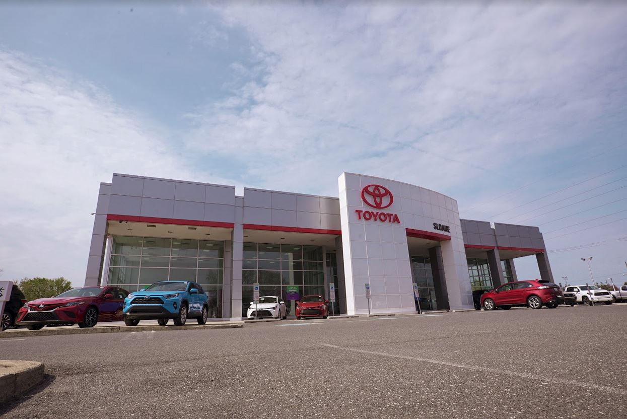 Sloane Toyota Of Philadelphia >> Dealership Photos Sloane Toyota Of Philadelphia