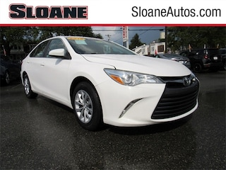 Certified Pre-Owned 2015 Toyota Camry LE Sedan Glenside, PA