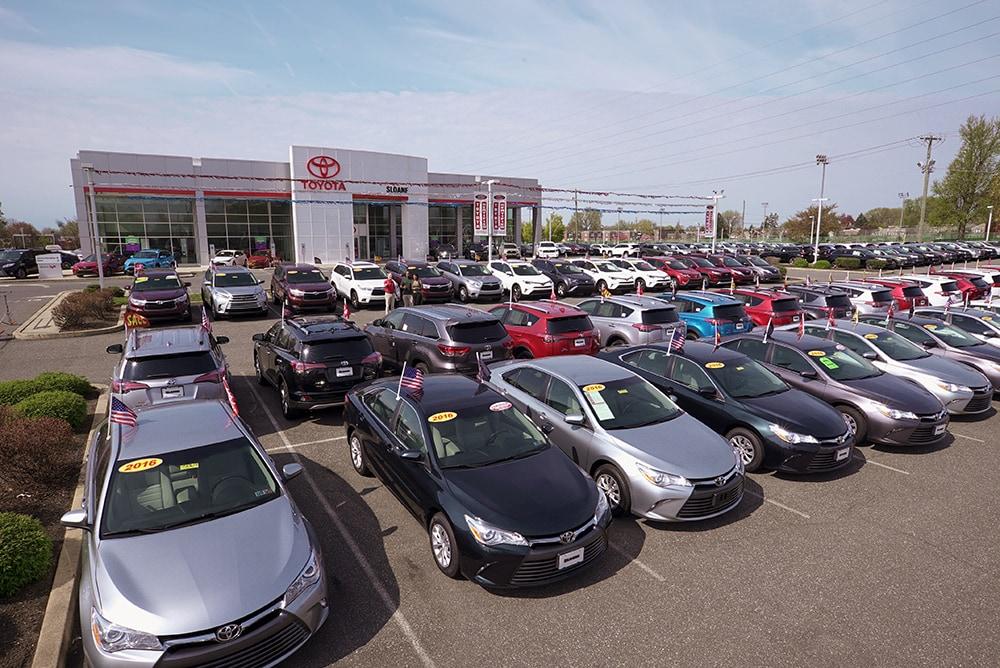 Sloane Toyota Of Philadelphia >> About Sloane Toyota of Philadelphia | New Toyota & Used Car Dealer in Philadelphia