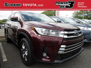 2019 Toyota Highlander Hybrid Limited Platinum SUV