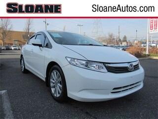 2012 Honda Civic EX Sedan For Sale in Philadelphia