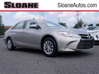 Certified Pre-Owned 2017 Toyota Camry LE Sedan Glenside, PA