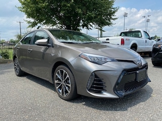 Certified Pre-Owned 2018 Toyota Corolla SE Sedan Glenside, PA