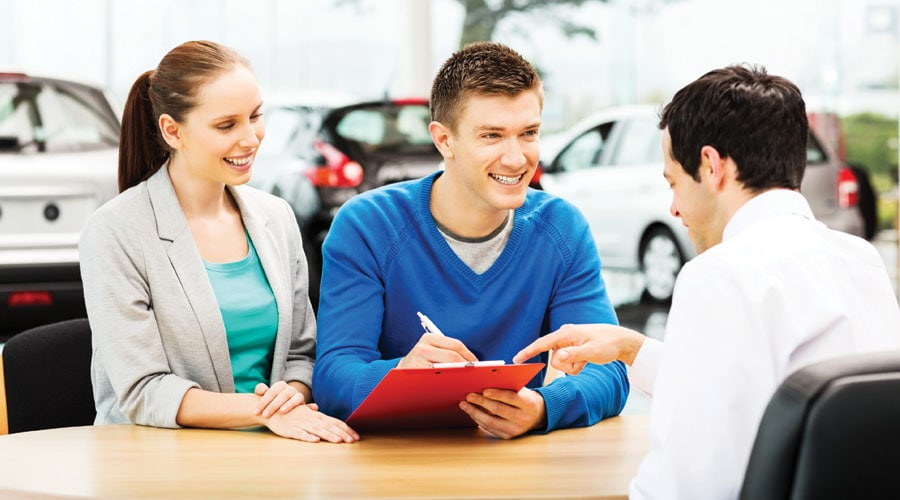 Buying or leasing a new car?