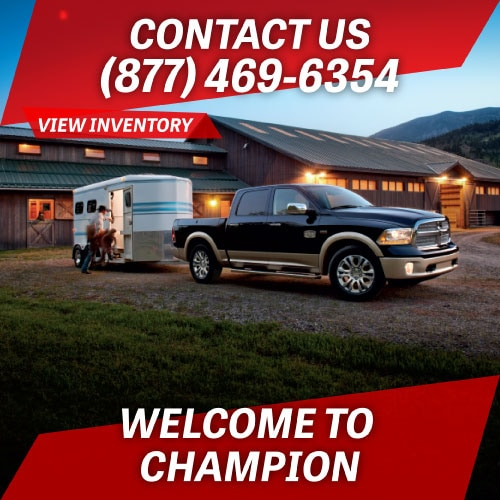 Champion Chrysler Jeep Dodge Ram New Chrysler Dodge Jeep Ram - Champion chrysler dodge jeep