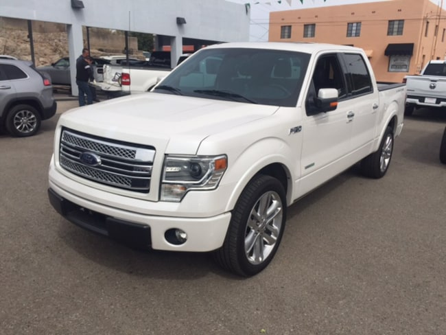 2014 Ford F-150 Limited Crew Cab