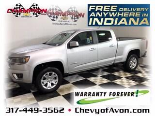 2018 Chevrolet Colorado LT Truck