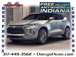 2019 Chevrolet Blazer Base SUV