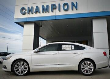 2017 Chevrolet Impala Sedan