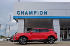 New Chevrolet Chrysler Dodge Jeep Ram 2020 Chevrolet Blazer RS SUV Athens, AL