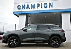 New Chevrolet Chrysler Dodge Jeep Ram 2019 Chevrolet Blazer RS SUV Athens, AL