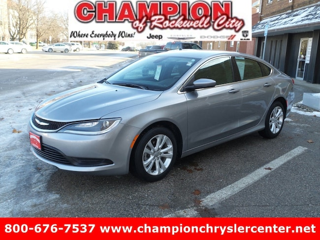 2016 Chrysler 200 Touring Sedan
