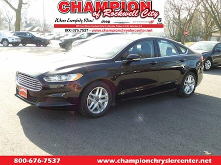 2016 Ford Fusion 4dr Sdn SE FWD Car