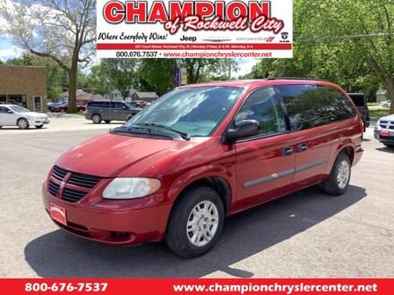 2007 Dodge Grand Caravan 4dr Wgn SE *Ltd Avail* Mini-van, Passenger