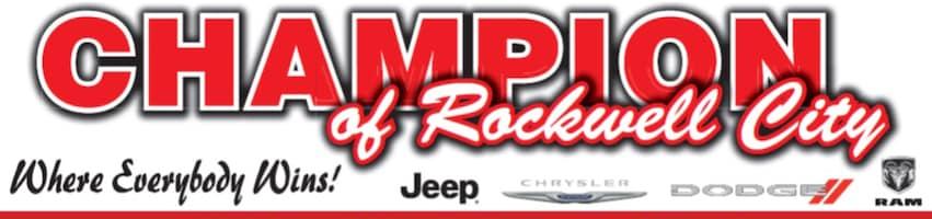 Champion Chrysler Center, Inc.