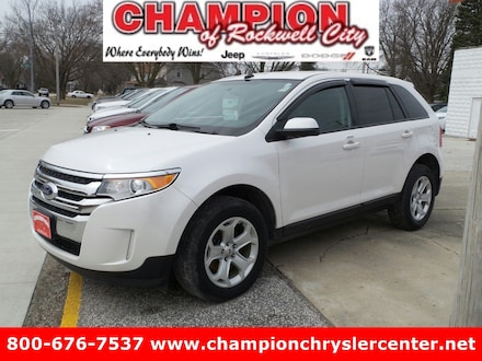 2014 Ford Edge SEL SEL FWD