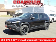 2017 Jeep Cherokee Trailhawk L Plus Trailhawk L Plus 4x4