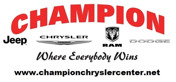 Champion Chrysler Center, Inc.