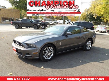 2014 Ford Mustang 2dr Cpe V6 Premium Car